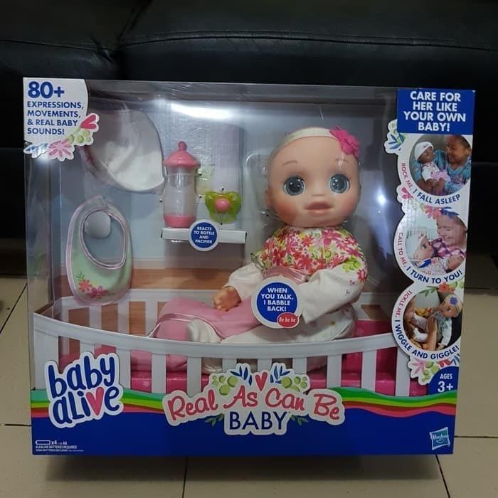Foto Produk Baby Alive Real dari Gigi House