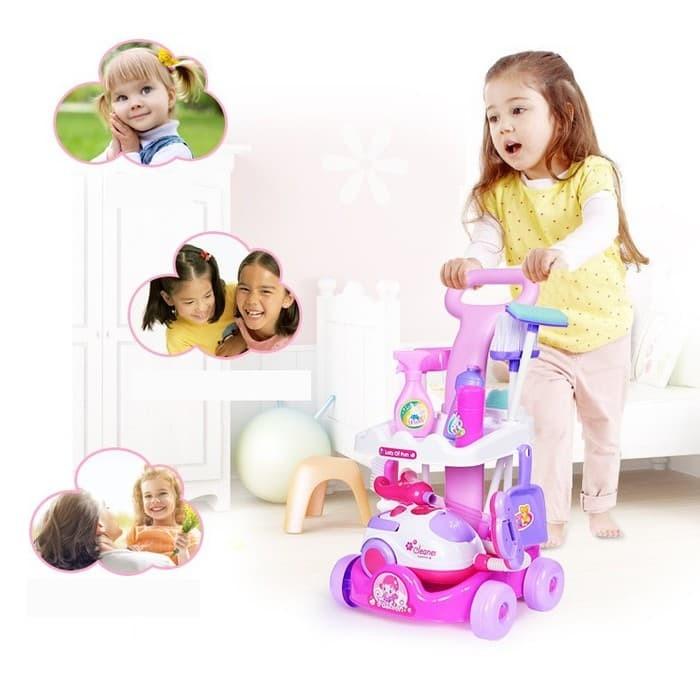 Foto Produk Mainan Cleaning Service Anak dari Gigi House