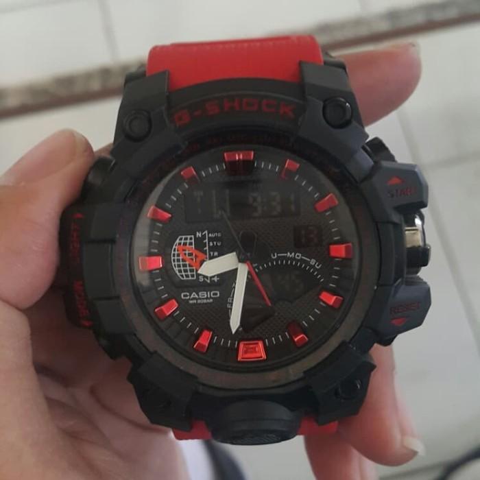 Foto Produk Jam Tangan Pria Termurah Casio G-Shock Warna Merah Hitam dari RahulTech