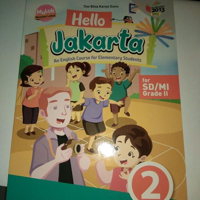 Foto Produk HELLO JAKARTA KELAS 2 SD ERLANGGA KURIKULUM 2013 dari Toko Buku Lestari