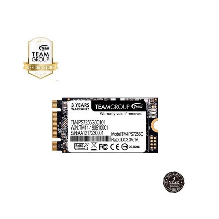 Foto Produk TEAMGROUP SSD M2 Sata 2242 256GB MS30 dari Teamgroup Official Store