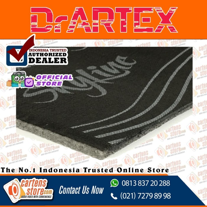 harga Peredam suara dr artex vibro barrier (no glue) 6mm by cartens store Tokopedia.com