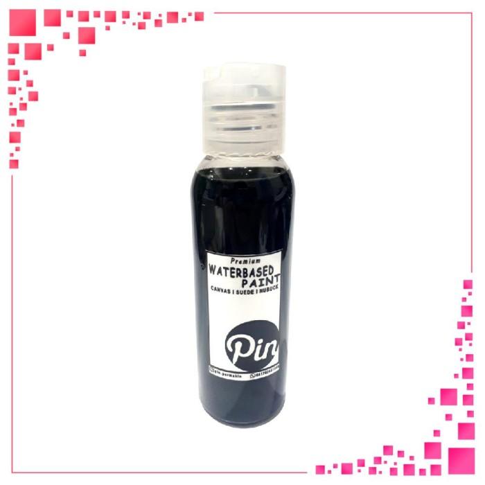 Foto Produk Pin Paint 100ml - Cat Sepatu Canvas Suede Nubuck dari ma_storee