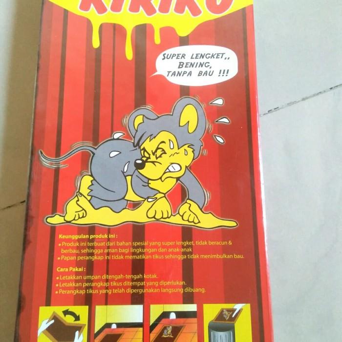 Jual Perangkap Tikus Kertas Lem Kiriko Kota Surakarta Syafii Na Tokopedia