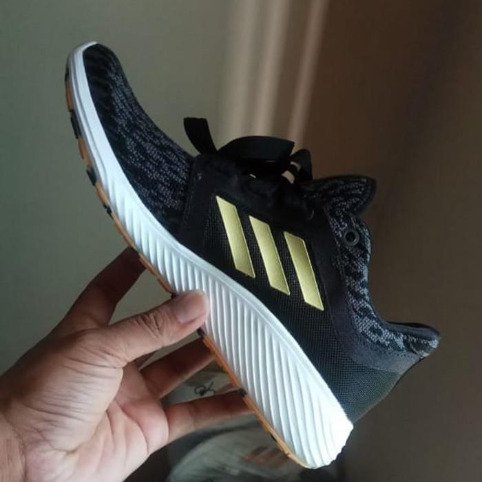 Jual Adidas Edge Lux 3 Black List Gold