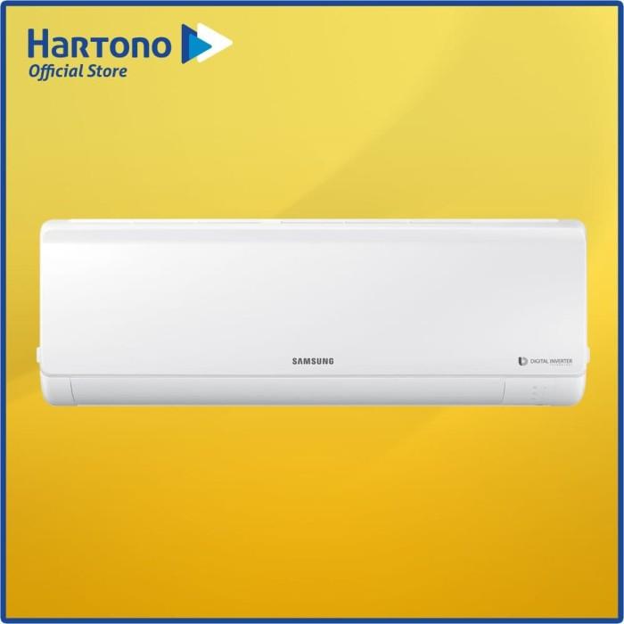 harga Samsung - 1 pk air conditioner inverter ar10ryfhawknse Tokopedia.com