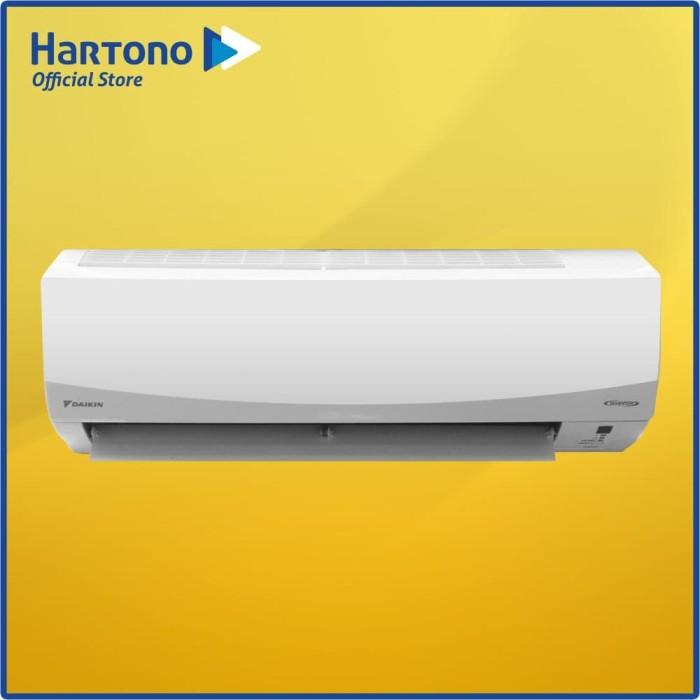 harga Daikin - 075 pk air conditioner inverter smile curve ftkc20pvm4 Tokopedia.com