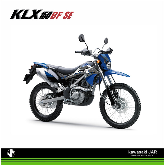harga Kawasaki klx 150 bf special edition 2019 [ sport ] - biru jakarta Tokopedia.com