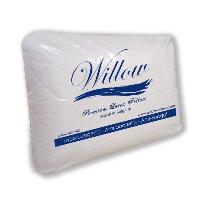 Foto Produk Bantal Latex / Willow Pillow Standard Latex 13cm dari Willow Pillow