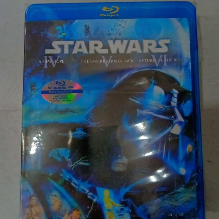 harga Kaset bluray star wars 45 dan 6 Tokopedia.com