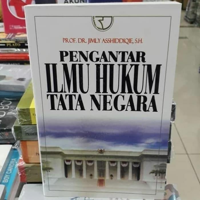 Foto Produk Buku - Pengantar Ilmu Hukum Tata Negara - Jimly dari Trisulla_Books