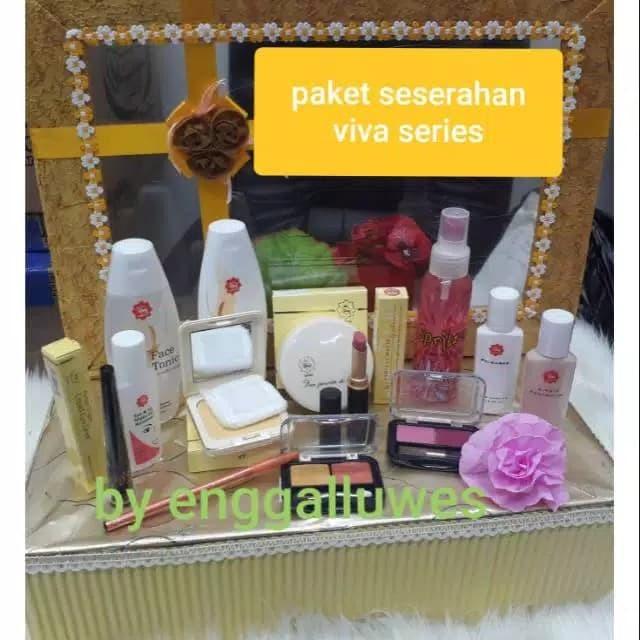 Jual Paket Make Up Viva Seserahan 1 Kota Surakarta Arvara Tokopedia