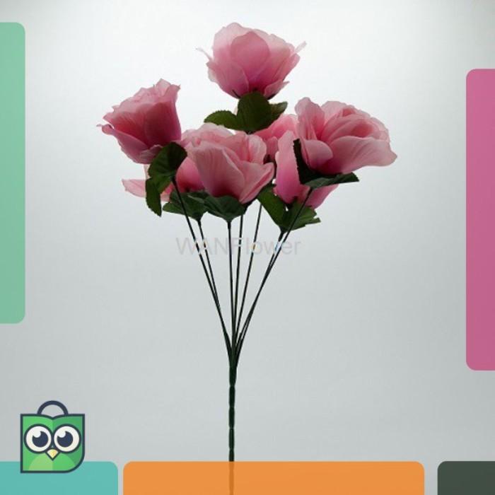 Jual Murah Wanflower Bunga Mawar Jepang X7 Dusty Pink Keren Jakarta Barat Yanitokyo Tokopedia