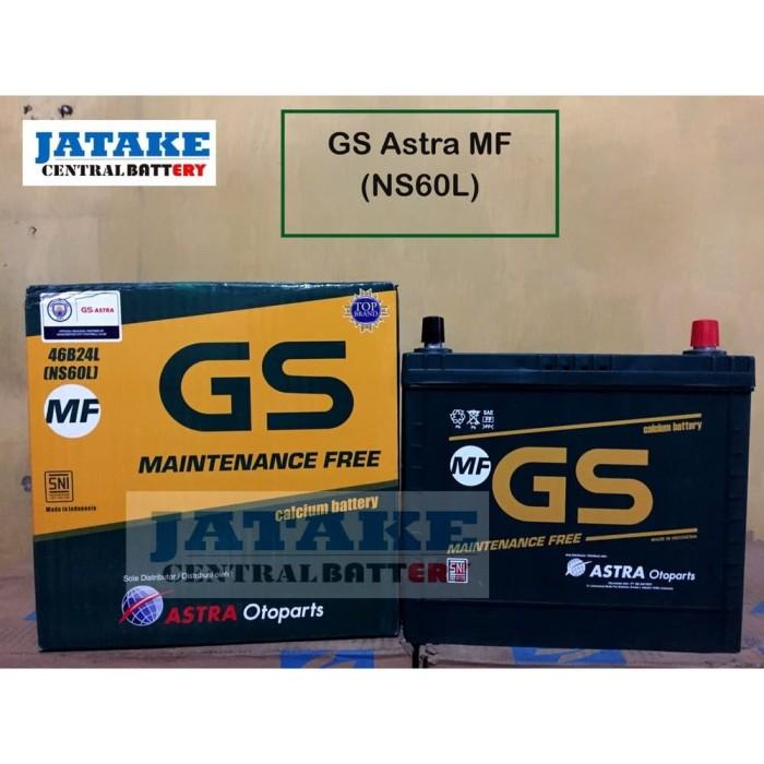 Jual Aki Kering Mobil Ayla Ns60l Gs Maintenance Free Mf Limited Jakarta Pusat Dyra Id Tokopedia
