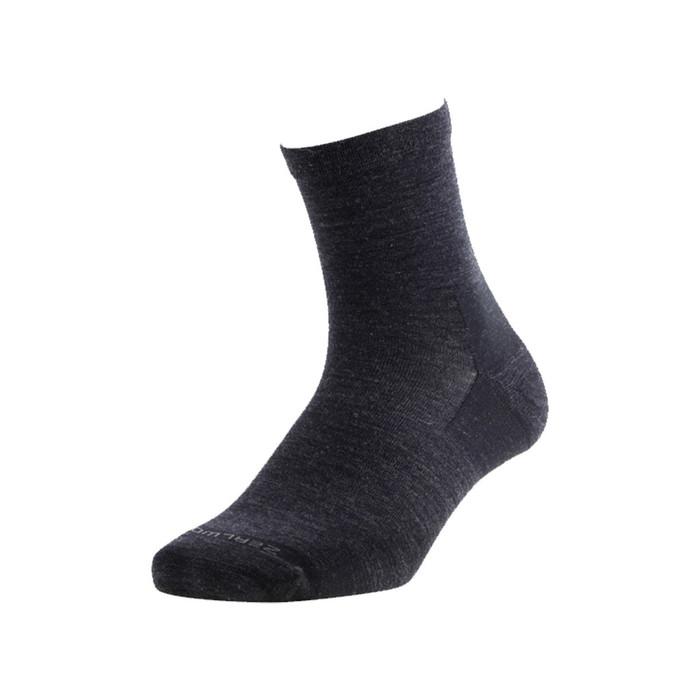 harga Kaos kaki zealwood merino lifestyle 18 middle cut socks - hitam s Tokopedia.com