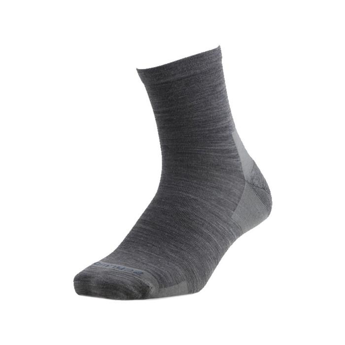 harga Kaos kaki zealwood merino lifestyle 18 middle cut socks - abu-abu s Tokopedia.com