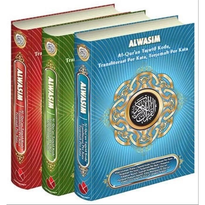 Foto Produk Al Quran Al Wasim UKURAN A4 dari MAG TOYS