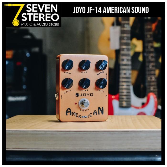 harga Effect gitar / stompbox joyo american sound Tokopedia.com