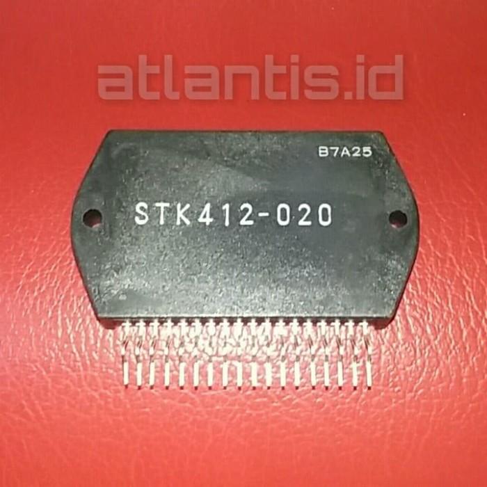 SANYO STK412-020