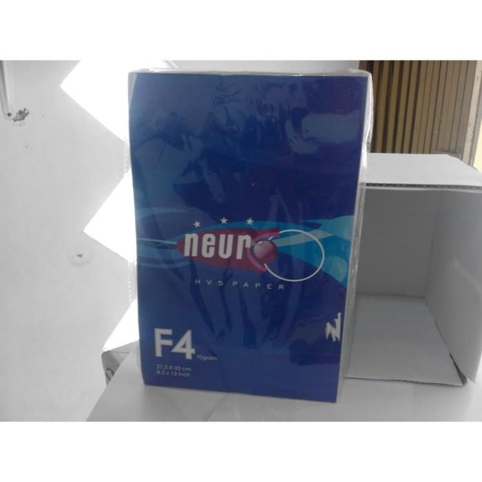 Foto Produk KHUSUS GOSEND!!! TERMURAH!!! Kertas Fotokopi F4 70 Gram Neuro dari Paper Shop Jkt