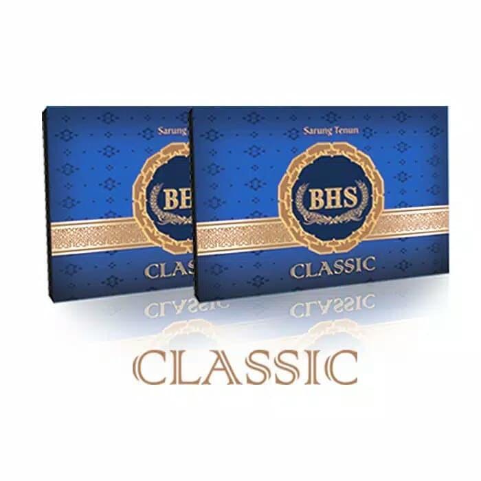 Foto Produk Grosir 10pcs Sarung BHS Classic Motif KWG DBY dari Sarung BHS Official