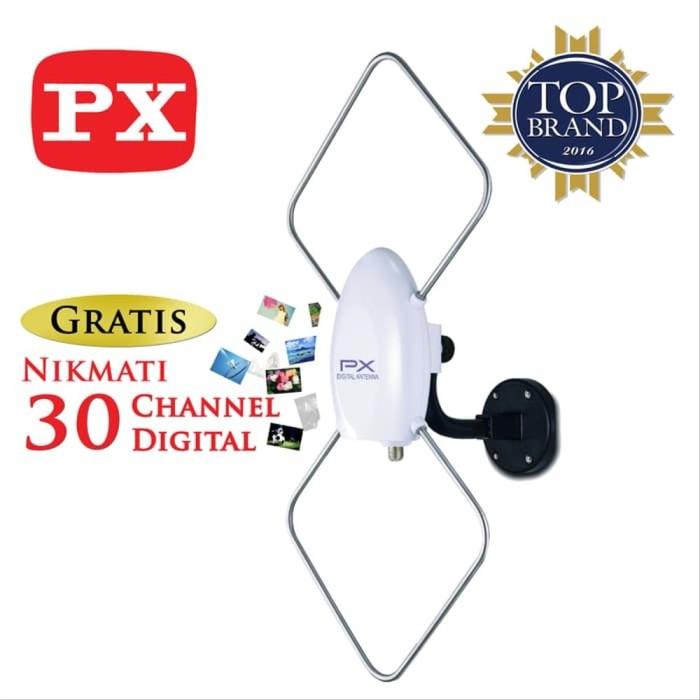 Jual Promo Bulan Ini Px Digital Antena Hda 5000 Diskon Elektronik Top Kota Bekasi November Storez Tokopedia