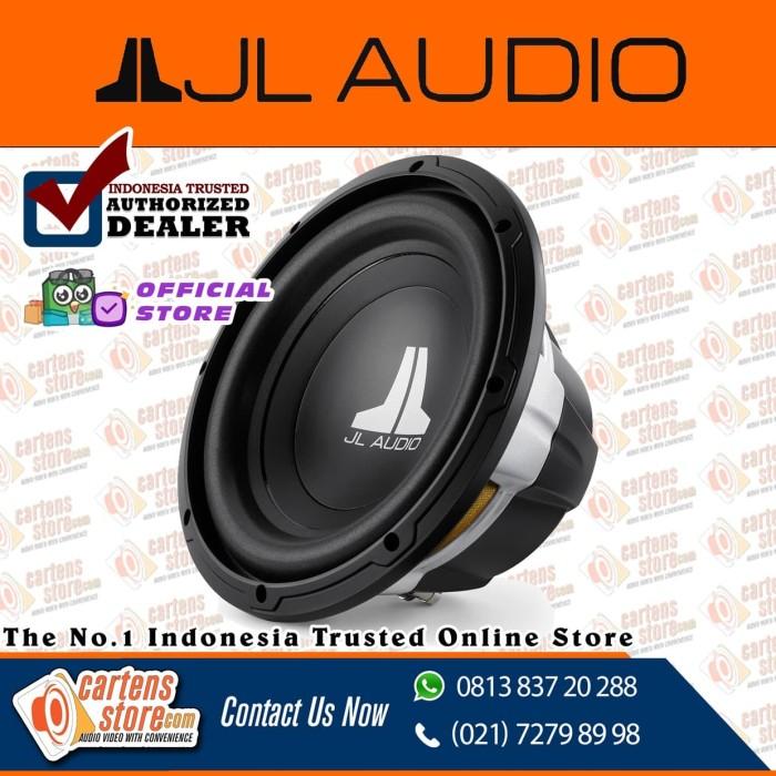"Foto Produk Subwoofer 10"" JL Audio 10W0V3-4 by Cartens-Store.Com dari Cartens Store"