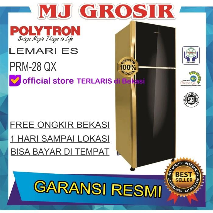 harga Kulkas polytron prm 28 qx lemari es 2 pintu prm28qx prm 28qx belleza 3 Tokopedia.com