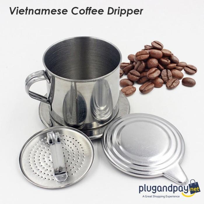 Foto Produk Vietnamese Vietnam Coffee Drip Dripper Kopi - plugandpay dari plugandpay