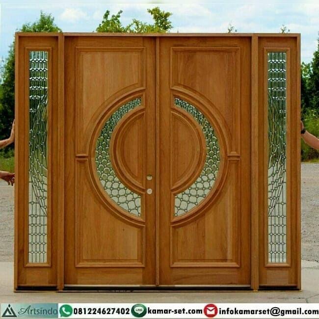 Jual Pintu Utama Kupu Tarung Jendela Sambung Pintu Rumah Minimalis Terbaru Kab Jepara Artsindo Tokopedia