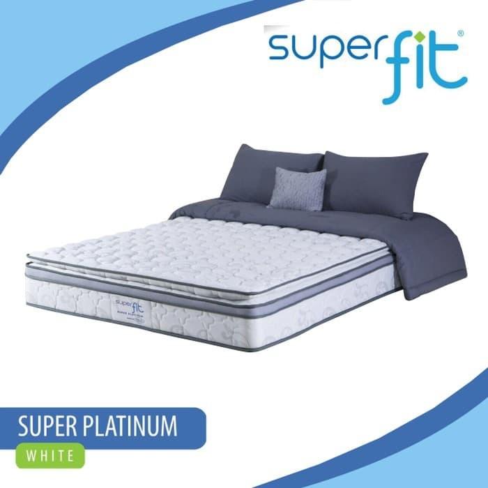 Foto Produk Kasur Springbed Comforta uk 180 x 200 Super Platinum dari weston store