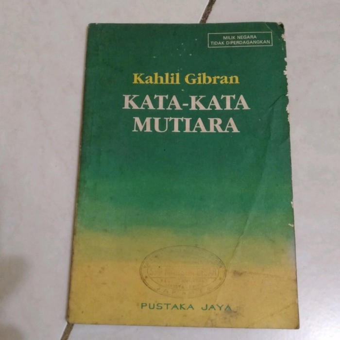 Jual Kata Kata Mutiara Jakarta Selatan Banggan Store Tokopedia