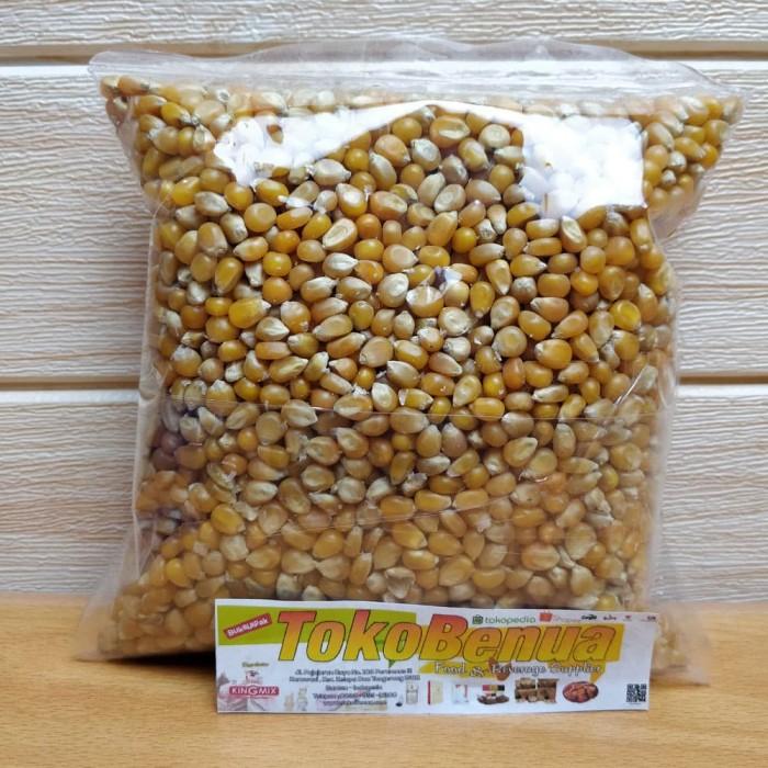 Foto Produk Jagung popcorn Jumbo Mushroom 1 kg dari TokoBenua