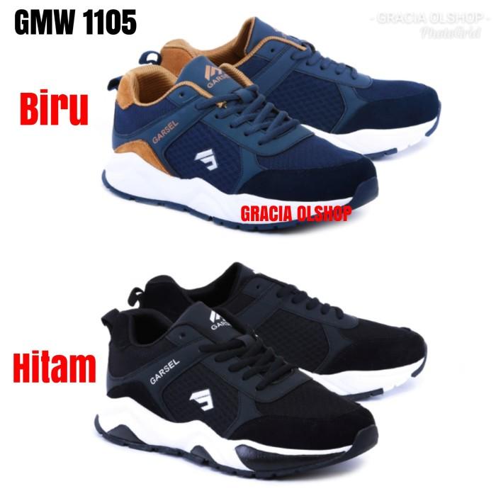Jual Gmw 1105 Sepatu Pria Garsel Sepatu Sport Running Sepatu