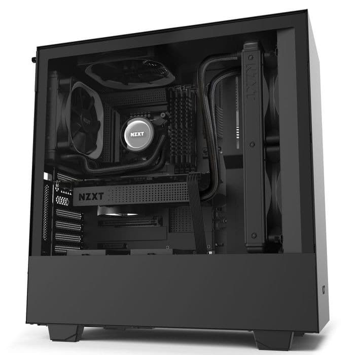 Foto Produk NZXT H510i MATTE BLACK dari silicon ONE Computer