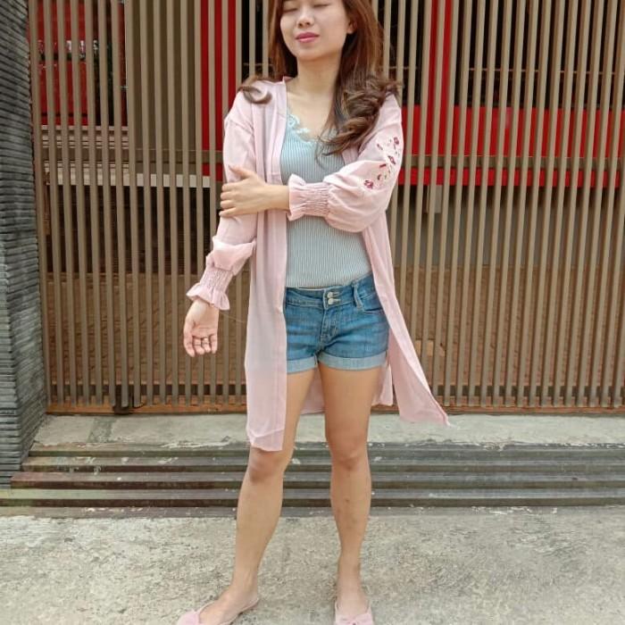 Jual Supplier Baju Ternurah Jumpsuit Import China Hk Bkk Kode Summer Cardi Kota Bandung Rfs Clothing Tokopedia