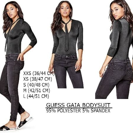 Foto Produk SALE Baju Branded Wanita Blouse Merk Guess, Bodysuit dari Lauviie Shop