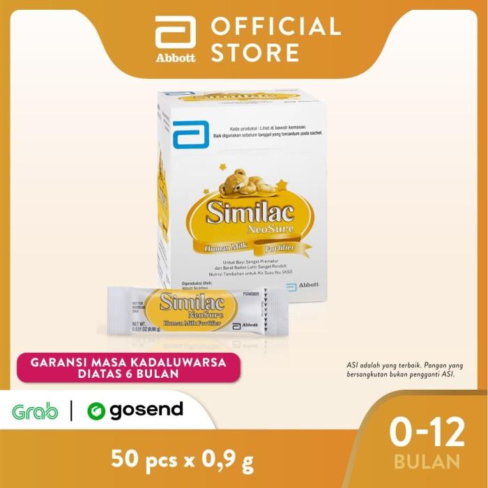 Foto Produk Similac Neosure HMF (Human Milk Fortifier) @ 9 g - 50 pcs/box dari Abbott Official Store