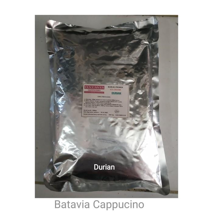 Foto Produk Bubuk Es KRIM Durian dari BATAVIA CAPPUCCINO