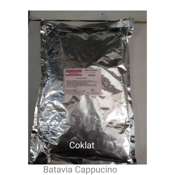 Foto Produk Bubuk Es krim coklat dari BATAVIA CAPPUCCINO