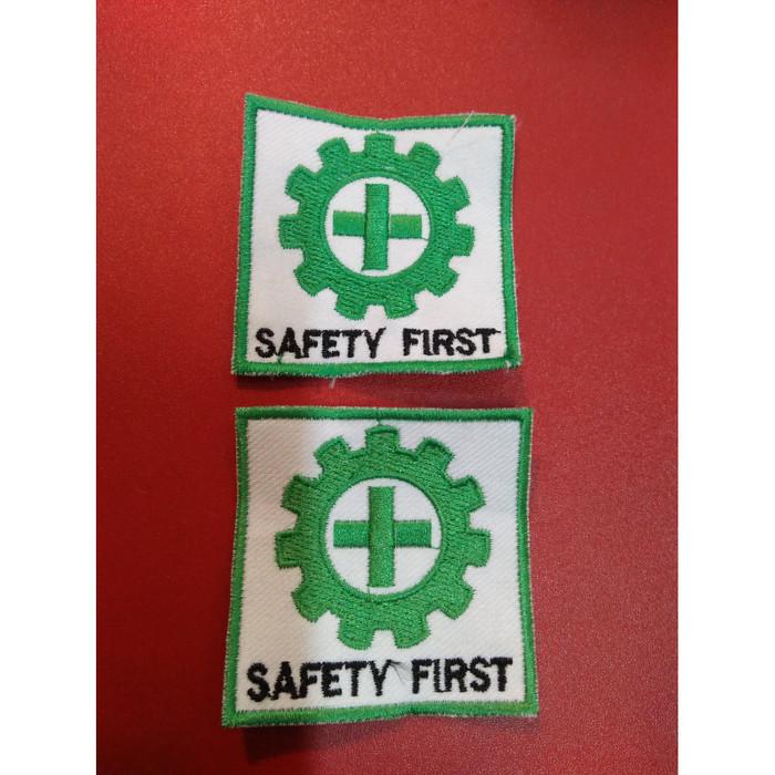 Jual Logo K3 Safety Frist Jakarta Barat Marfa Safety Tokopedia