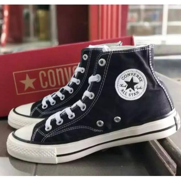 Jual Converse All Star Hiram Klasik Bot Sepatu Sekolah Kerja