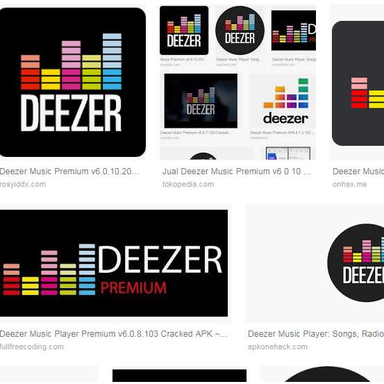 Jual Deezer Music Premium V6 1 6 62 Apk Apkgod Kota Samarinda Soft Update 190819 Tokopedia