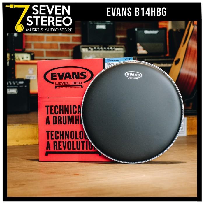 harga Evans hydraulic black coated 14'' b14hbg Tokopedia.com