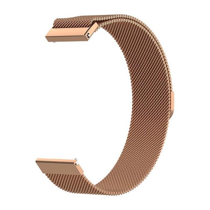 Foto Produk Strap Stainless Steel Milanese Loop Magnetik untuk Samsung Galaxy dari Variasi Mobil Malang