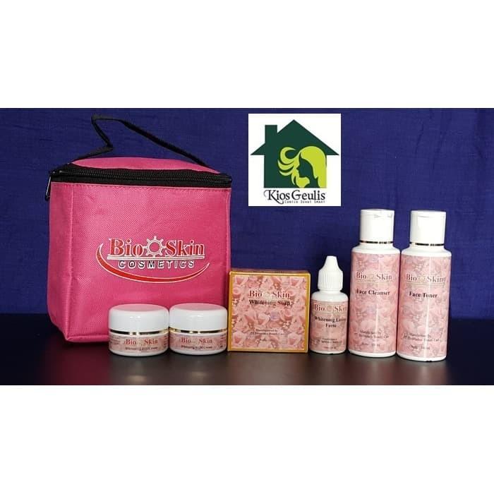 Foto Produk Paket Pemutih dan Perawatan Wajah Bioskin dari KiosGeulis