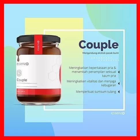 Foto Produk Madu (Vitalitas Pria) Couple honey - Manis dari zasuci