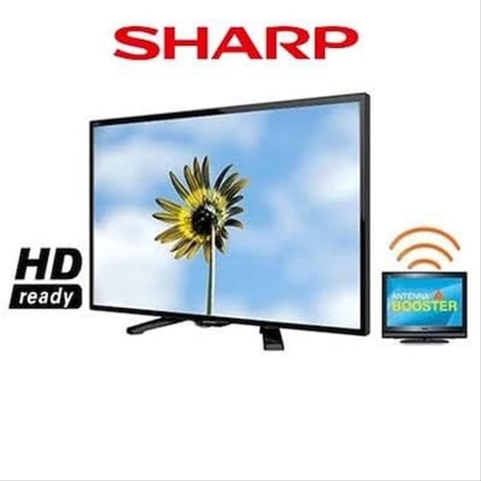 Jual Grab Now Led Tv Sharp 24 Inch Type 24le170 Diskon Elektronik Top Jakarta Pusat Dakarisa Tokopedia
