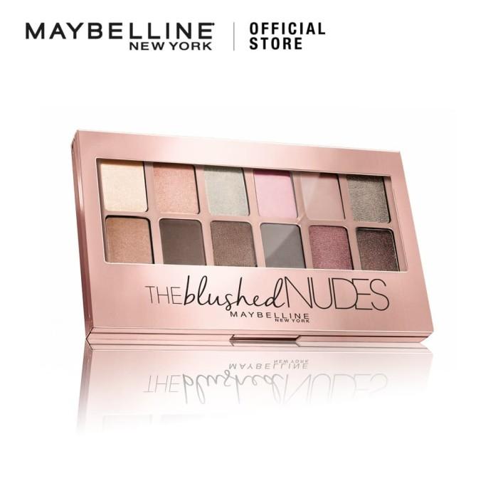 Foto Produk Maybelline Eyeshadow Blush Nudes Palette Make Up dari Maybelline Official Shop