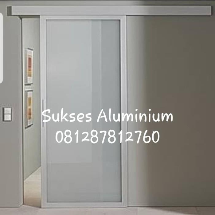 Jual Pintu Sliding Aluminium Kaca Kota Tangerang Selatan